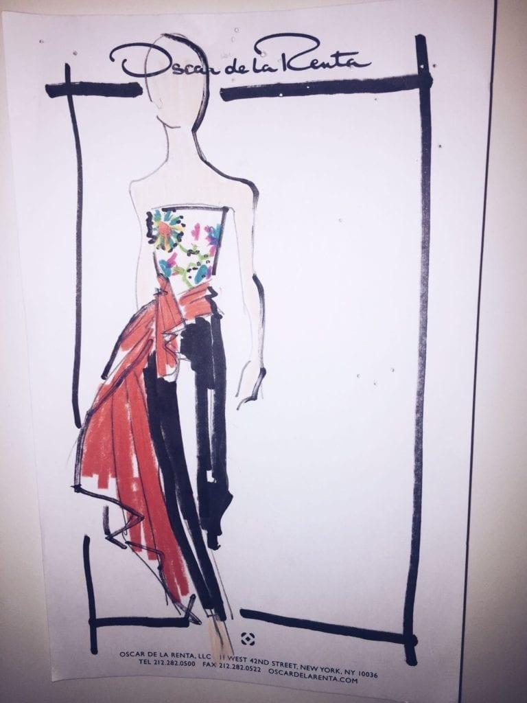 holy duck blog emma watson a szépség és a szörnyeteg párizs oscar de la renta
