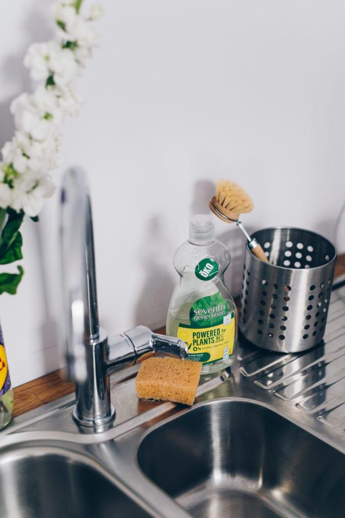 holy duck konyha mosogatás