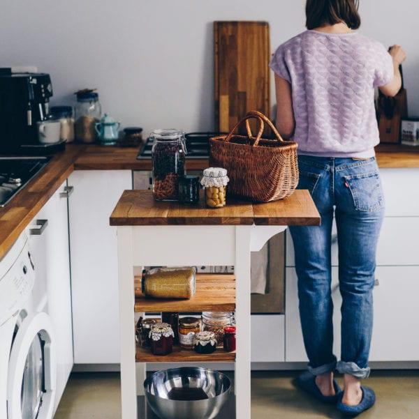 Mengyán Eszter környezettudatos otthon konyha