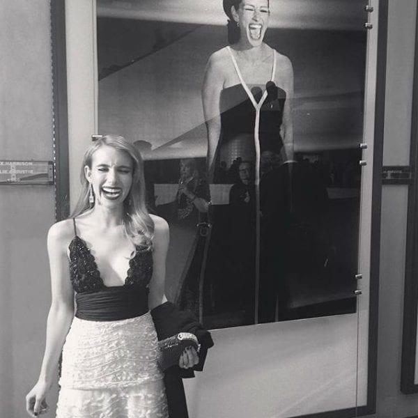 Forrás: Instagram/Emma Roberts