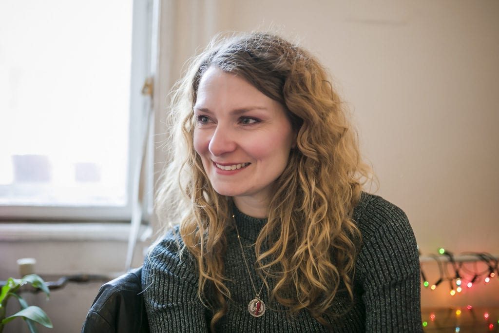 Hegedűs Anna Piroshka Holy Duck interjú (3)