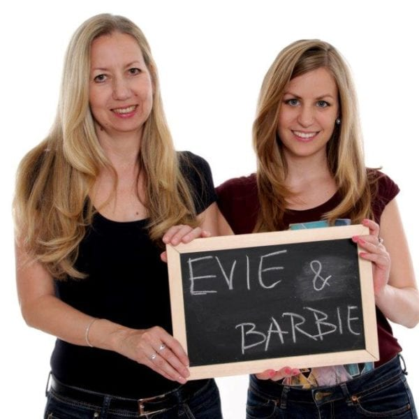 Evie Barbie egy évig nem vásárolt ruhát interjú Holy Duck blog viszlatfastfashion