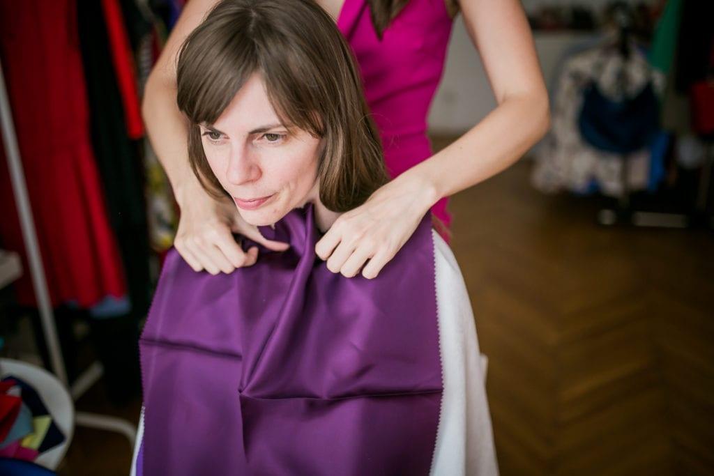 Szemes Nóra személyi stylist színtanácsadás Holy Duck! blog