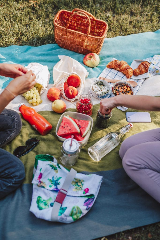 Holy Duck blog muanyagmentes piknik