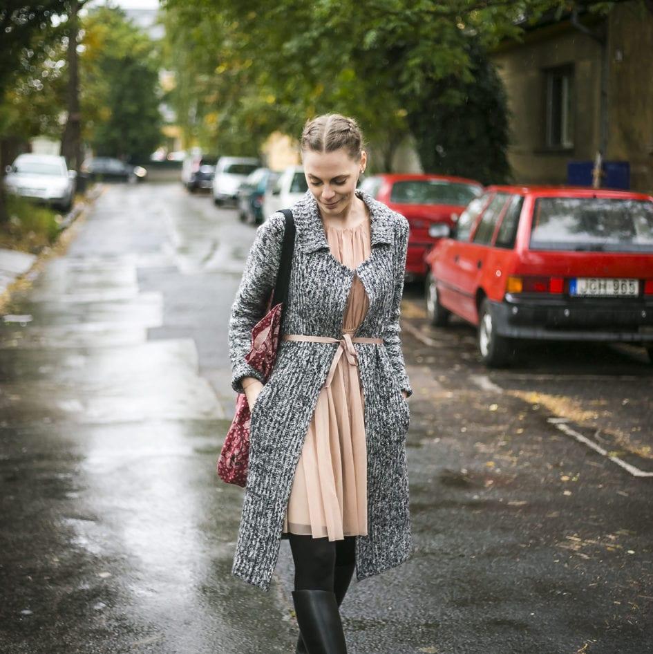 Holy Duck_rozsaszin ruha 30wears_30