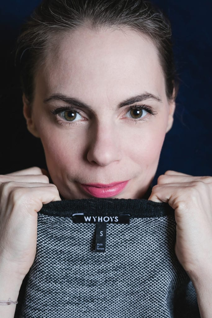 Mengyán Eszter Fashion Revolution Hungary